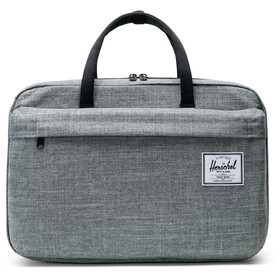 Herschel Bowen Travel Luggage grey